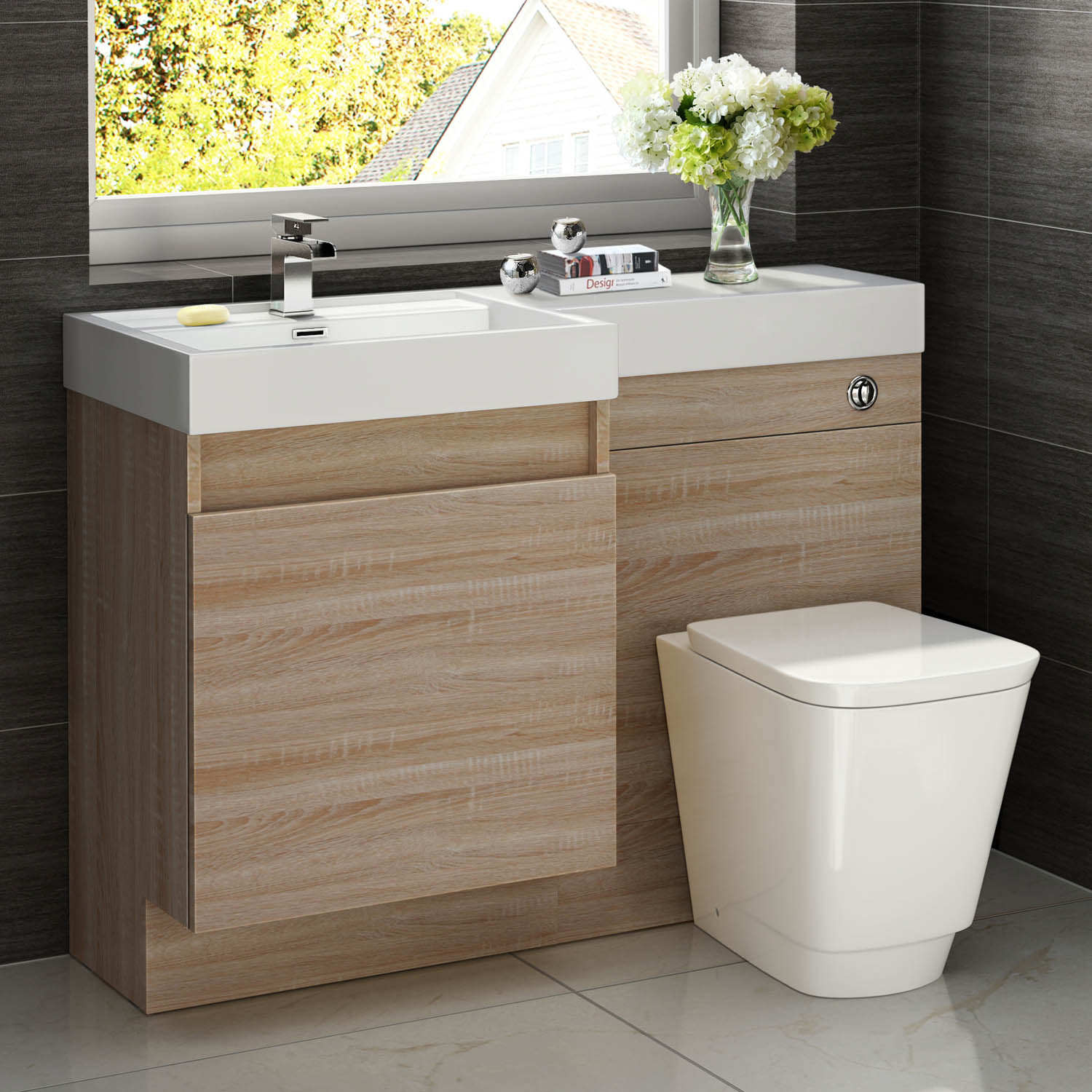 Toilet And Sink Units 1200 Ideas