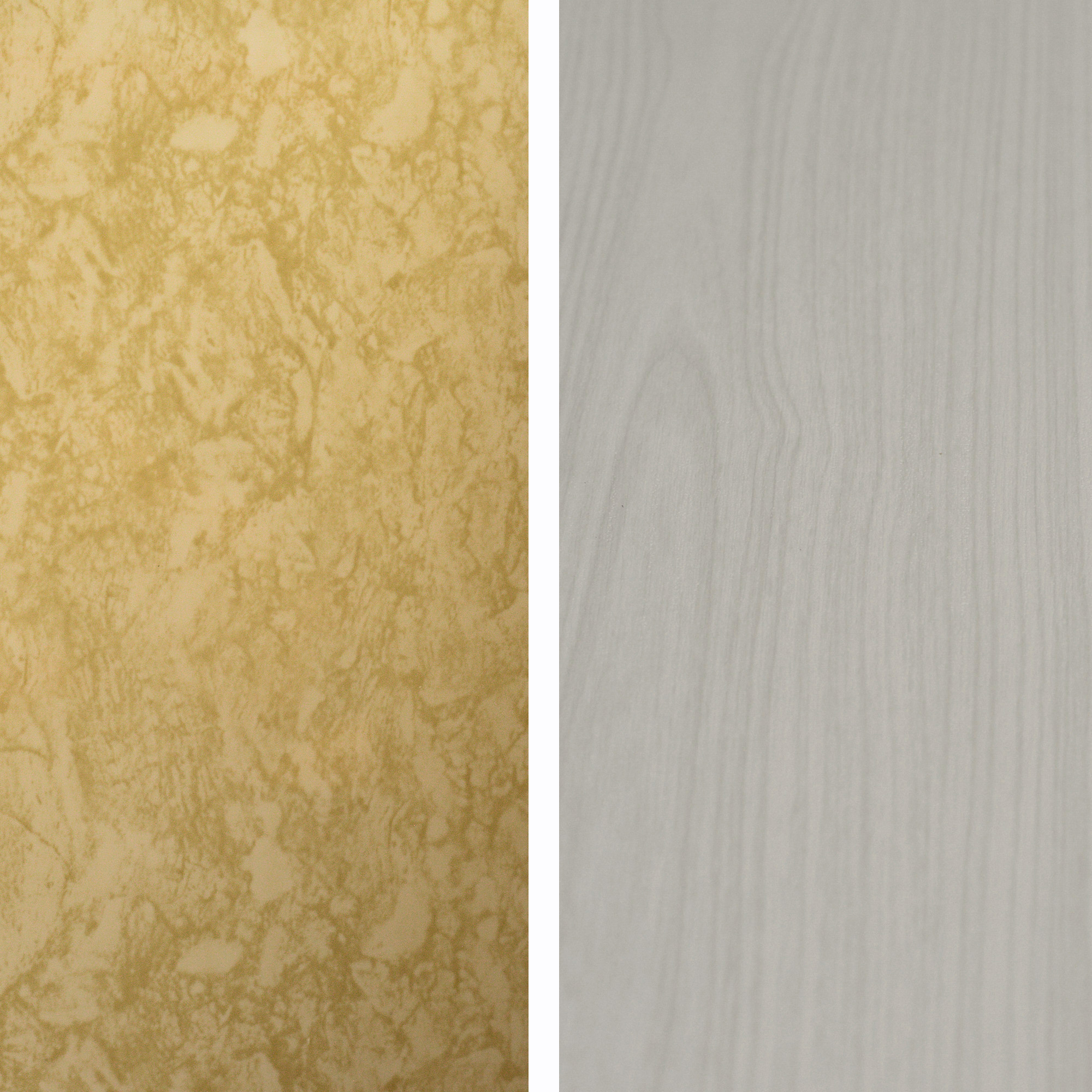 Off White Wood Style Or Travertine Stone Cladding Wet Wall