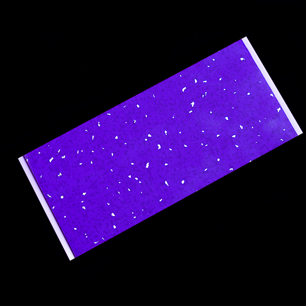 6 Purple Sparkle Bathroom Cladding Panels, Plastic PVC, Walls & Ceilings